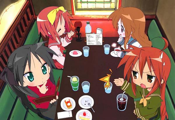Tags: Anime, TYPE-MOON, Suzumiya Haruhi no Yuuutsu, Shakugan no Shana, To Heart, Fate/stay night, Shana