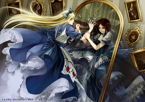 Tags: Anime, Lan Wu, Alice in Wonderland, American McGee's Alice, American McGee's Alice: Madness Returns, Alice (Alice in Wonderland), Alice (American McGee's)
