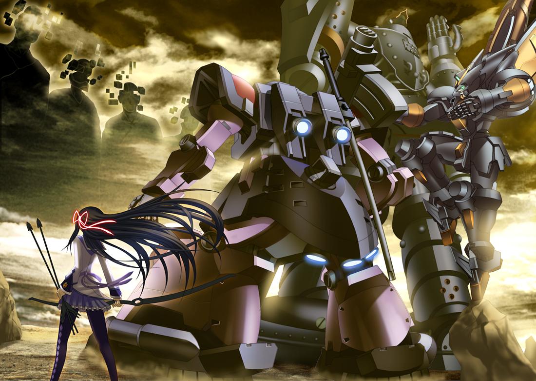 Big O Anime Characters : Cross over image zerochan anime board