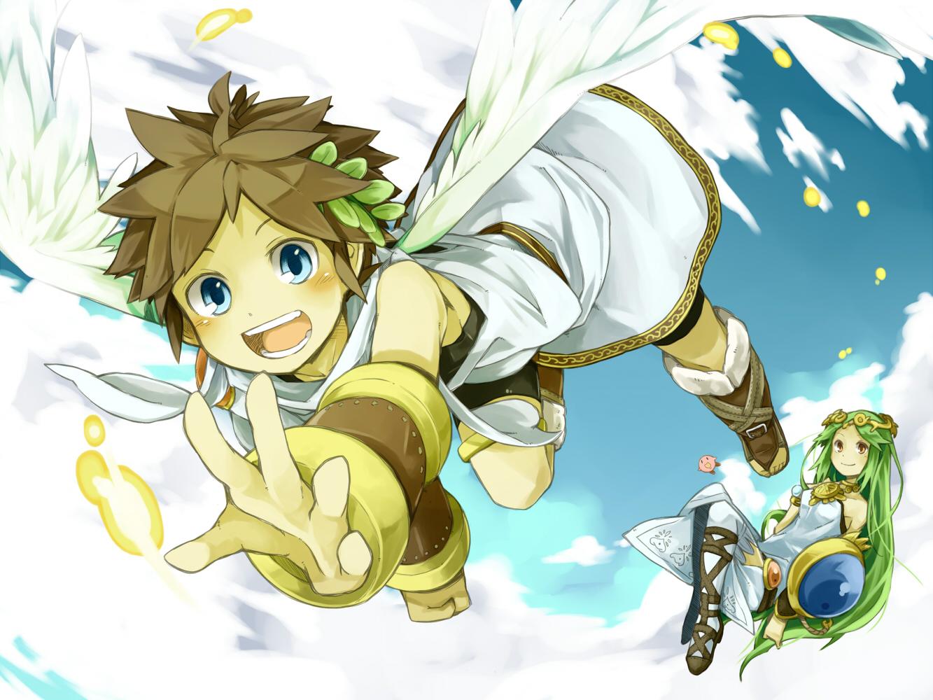 Kid Icarus Viridi