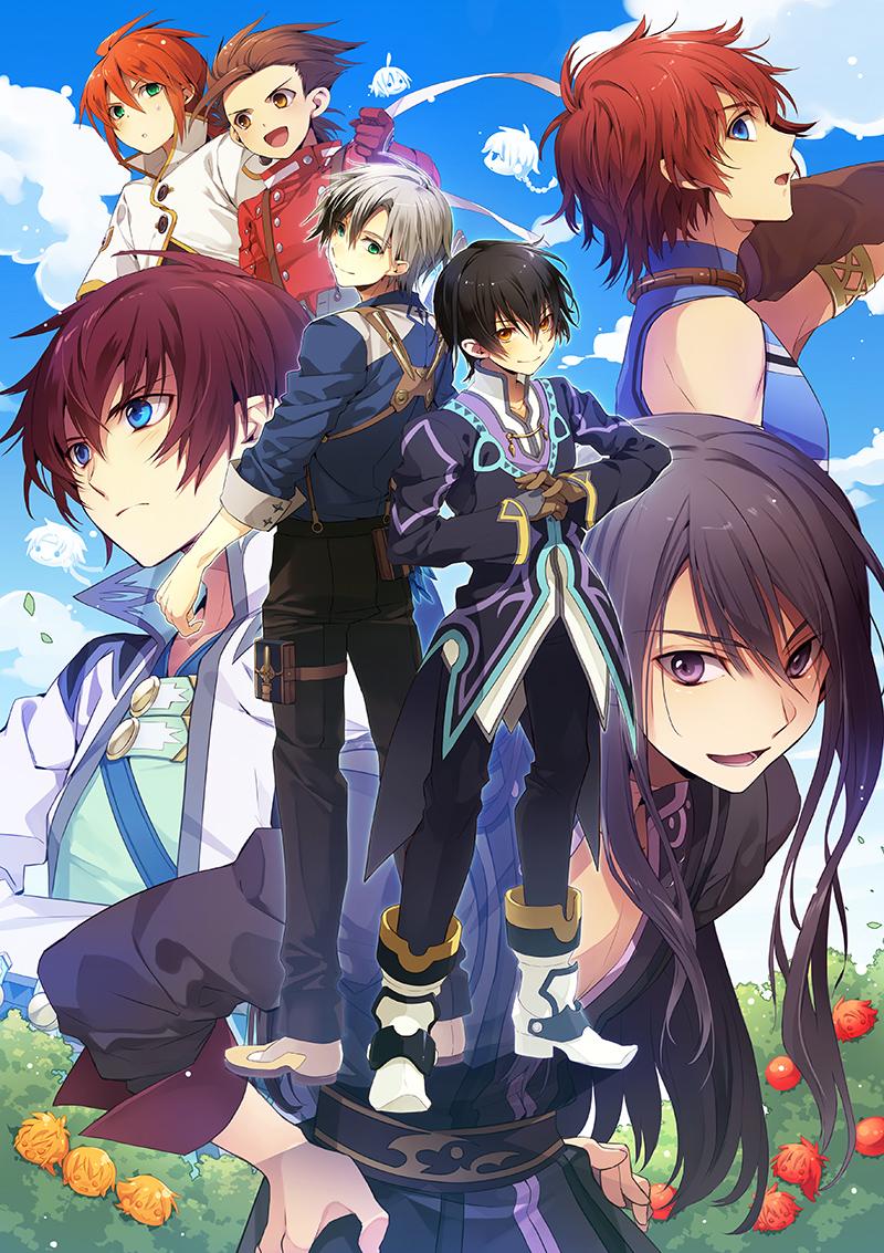 Tales Of Xillia Mobile Wallpaper Zerochan Anime Image Board