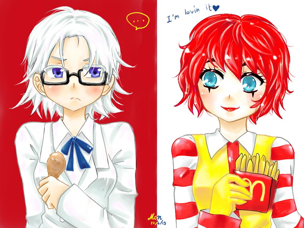 ronald mcdonald page 2 zerochan anime image board