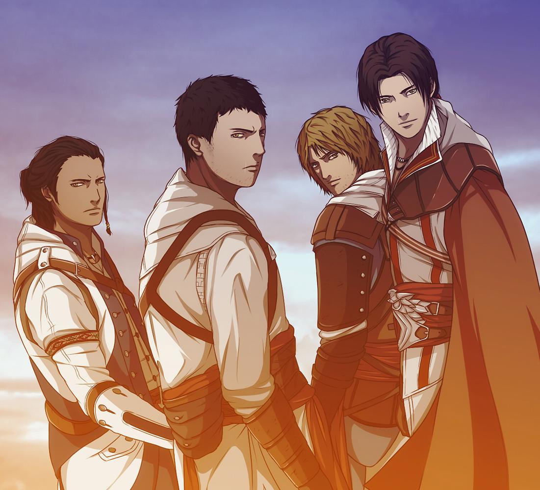 Assassin S Creed Fanart Page 2 Zerochan Anime Image Board