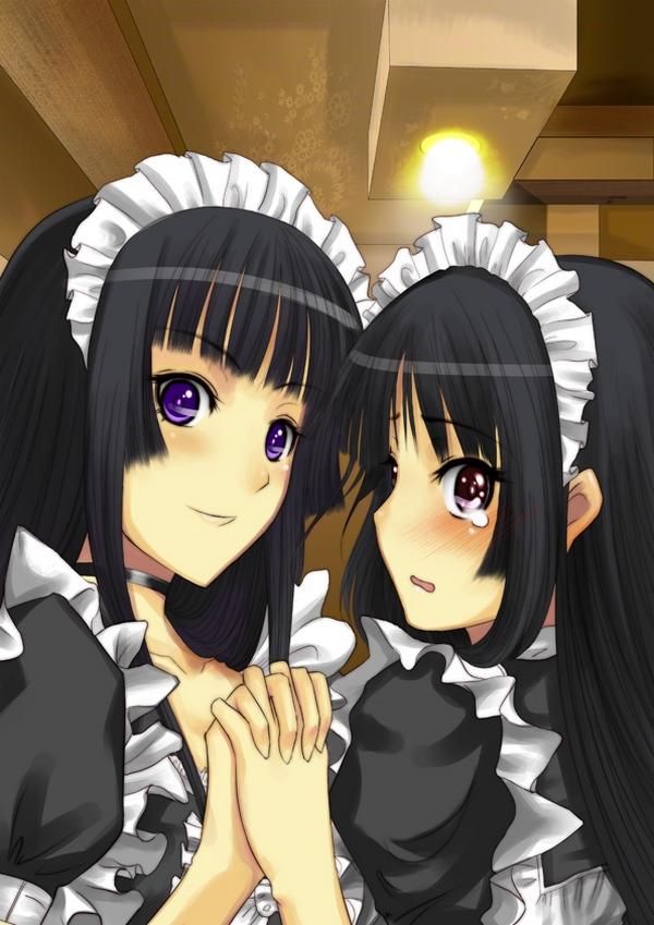 Tags: Anime, Maisaki, Ga-Rei Zero, K-ON!, Akiyama Mio, Isayama Yomi, Pixiv