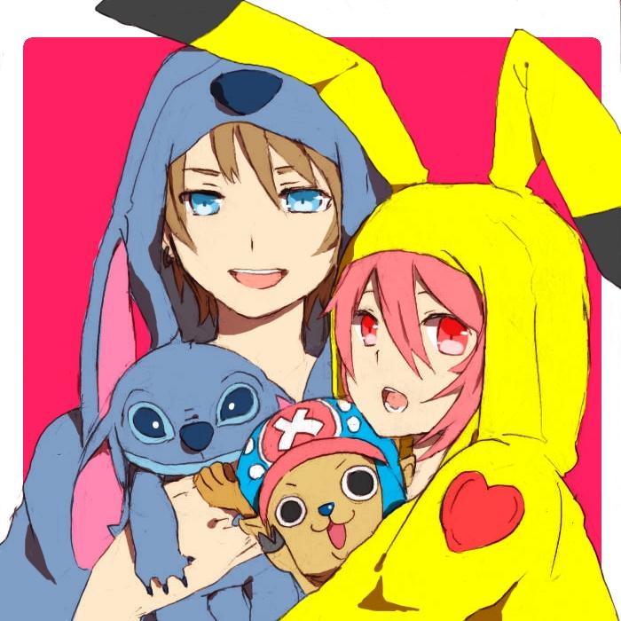 Lilo Stitch Fanart Zerochan Anime Image Board