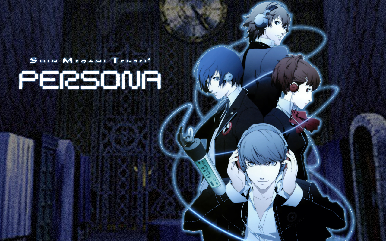 Persona 3 iphone 5 wallpaper - Cross Over Download Cross Over Image