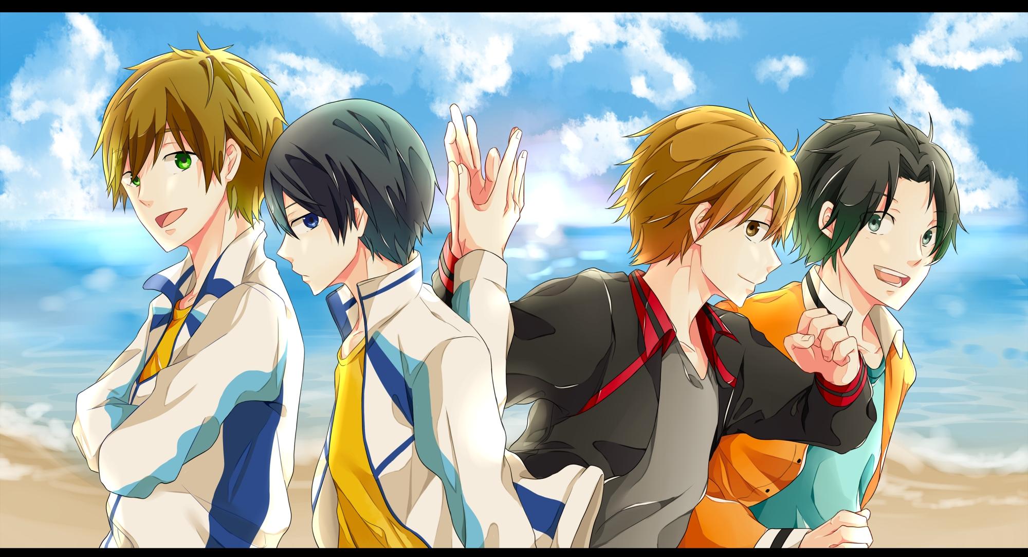 Cross over wallpaper 1603222 zerochan anime image board tags anime pixiv id 7785270 free kuroko no basuke nanase voltagebd Gallery