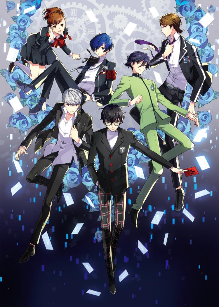 Shin Megami Tensei Persona 2 Mobile Wallpaper Zerochan Anime