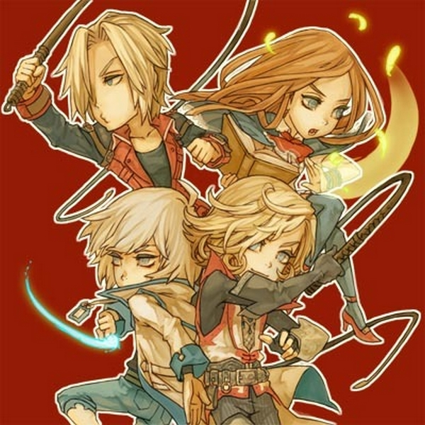 Tags: Anime, KONAMI, Castlevania: Portrait of Ruin, Castlevania: Dawn of Sorrow, Leon Belmont, Soma Cruz, Charlotte Aulin, Jonathan Morris