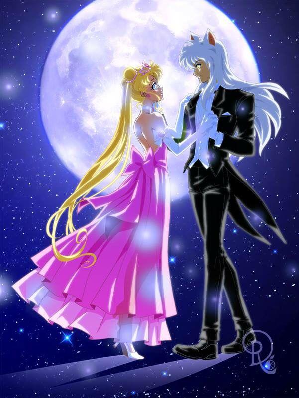 Tags: Anime, Drachea Rannak, Bishoujo Senshi Sailor Moon, InuYasha, InuYasha (Character), Tsukino Usagi