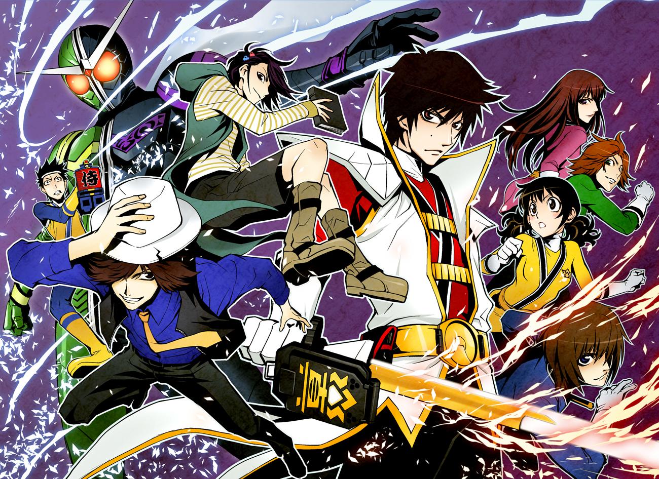 Cross-Over Image #496592 - Zerochan Anime Image Board