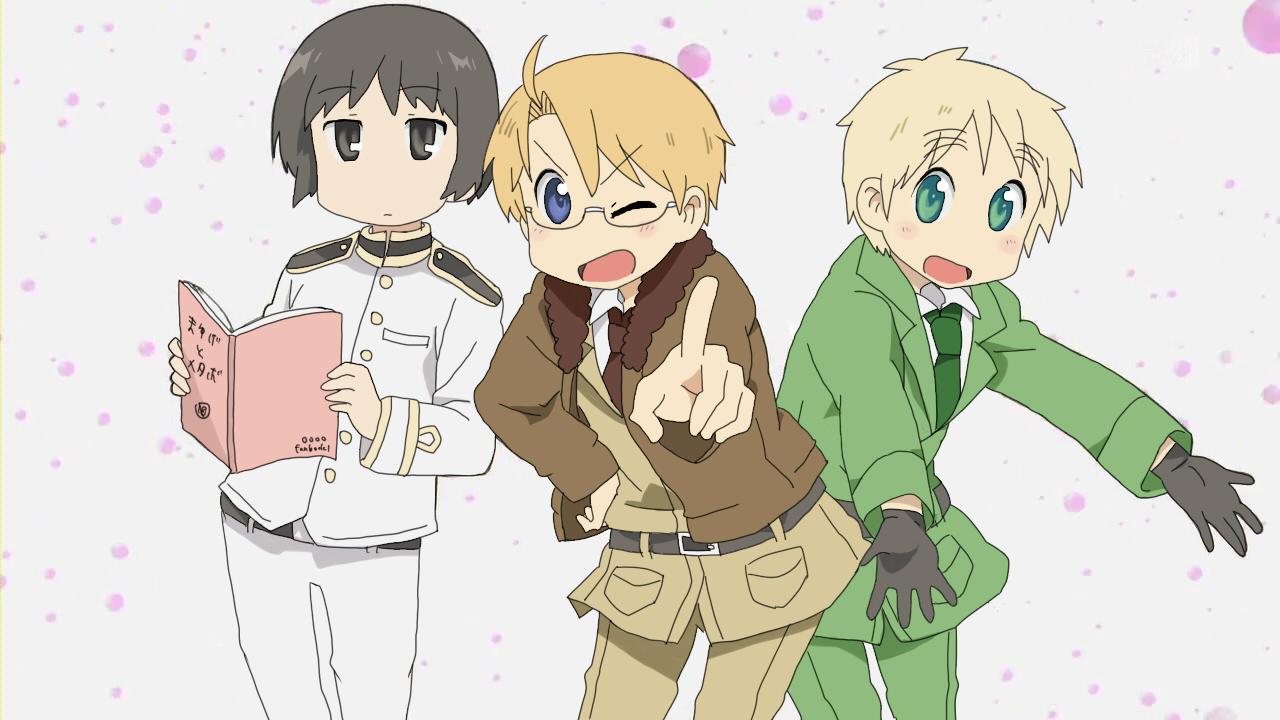 nichijou wallpaper zerochan anime image board