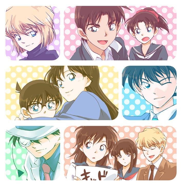 Tags: Anime, Spotted, Little Boy, Detective Conan, Edogawa Conan ...