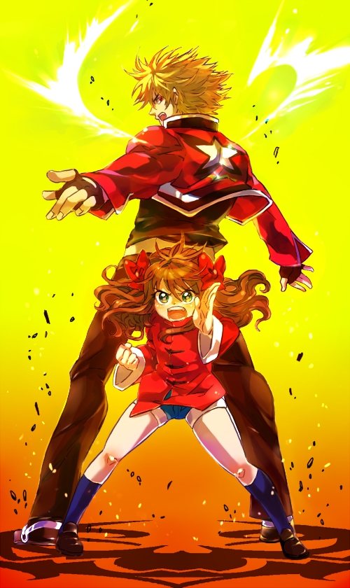 Tags: Anime, Akiyama (Yamagoya), SNK, French-Bread (Studio), Fatal Fury, MUGEN, Melty Blood, Garou: Mark of the Wolves, Arima Miyako