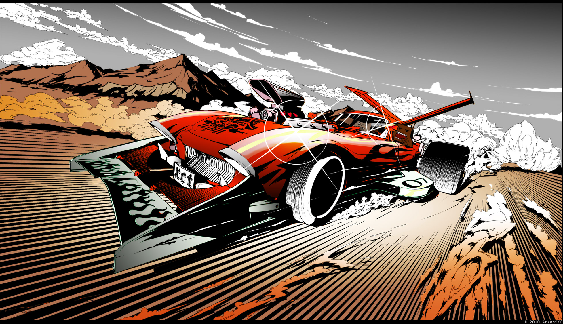 Best Wallpaper Anime Car - Cross-Over  You Should Have_719658      .jpg