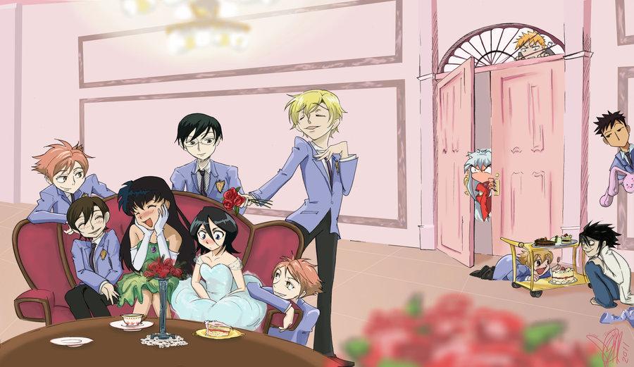 Ouran High School Host Club, Fanart - Zerochan Anime Image Board
