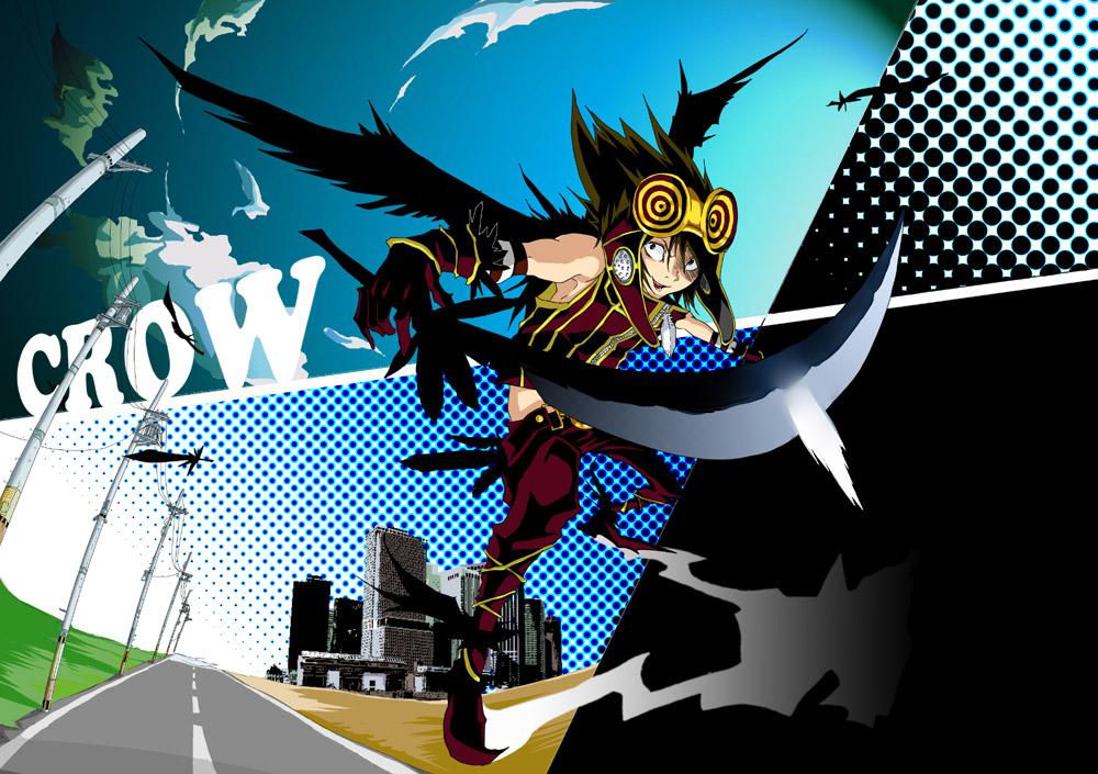crow character crow bakuman image 584945