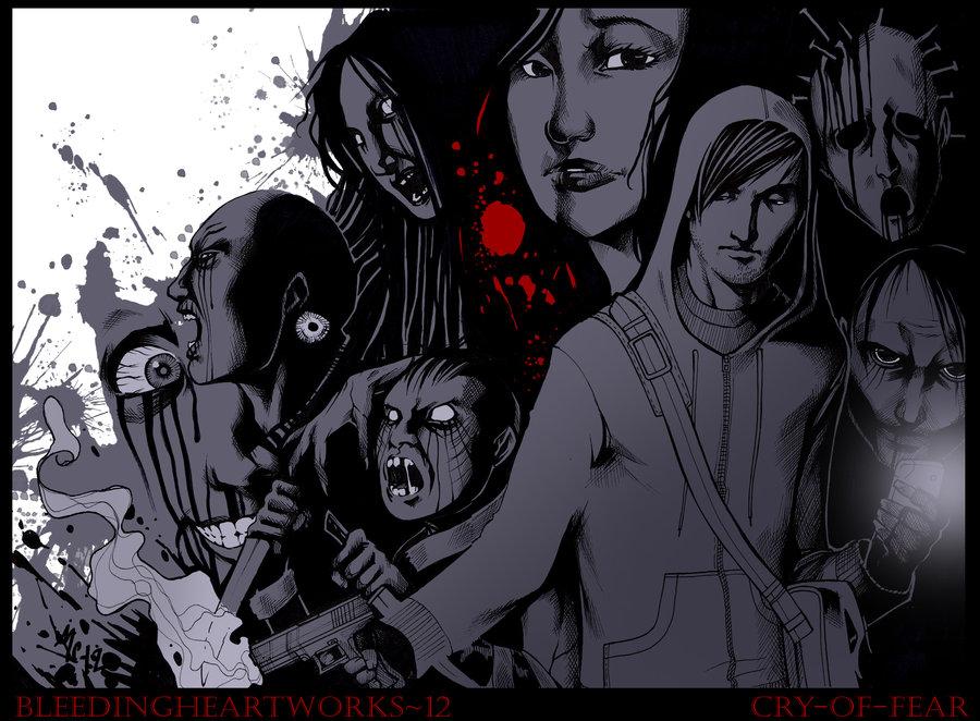 Cry Of Fear Zerochan Anime Image Board