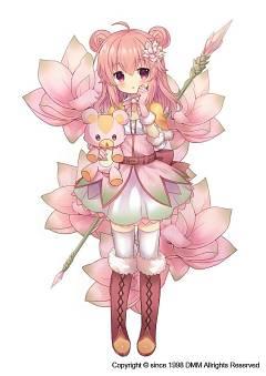 Curcuma (FLOWER KNIGHT GIRL)