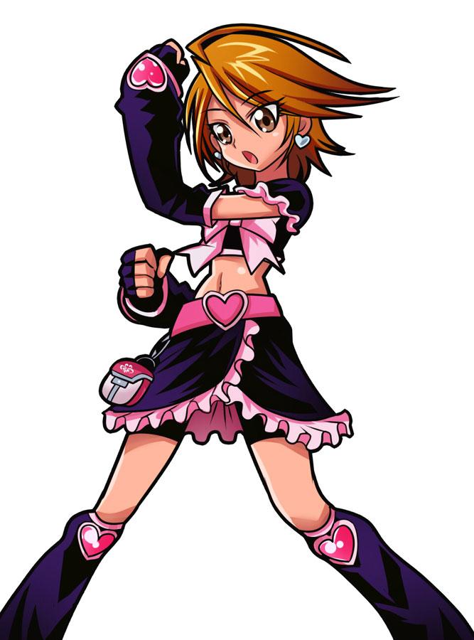 Tags: Anime, Pixiv Id 1398221, Futari wa Precure, Misumi Nagisa, Cure Black, Fanart, Pixiv, Fanart From Pixiv