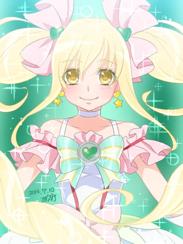 cure echo   sakagami ayumi   zerochan anime image board