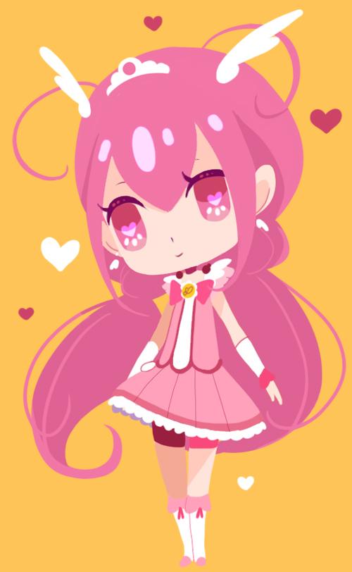 Tags: Anime, cnove, Smile Precure!, Cure Happy, Hoshizora Miyuki, Fanart, Fanart From Pixiv, Pixiv