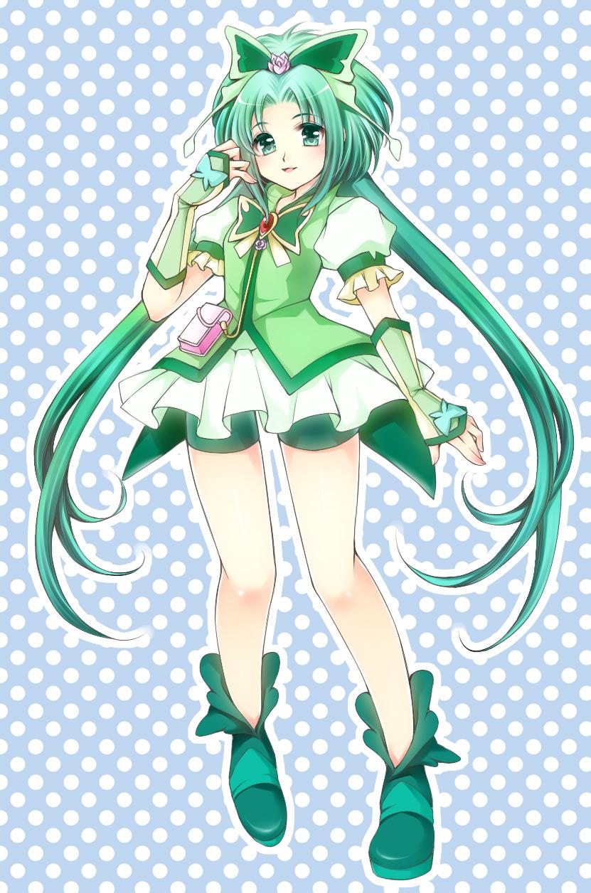 Yes Precure 5 Green Hair Page 17 Zerochan Anime Image Board