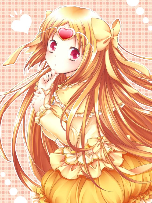 Tags: Anime, Sanotsuki, Suite Precure♪, Shirabe Ako, Cure Muse, Puffy Skirt, Fanart, Fanart From Pixiv, Pixiv