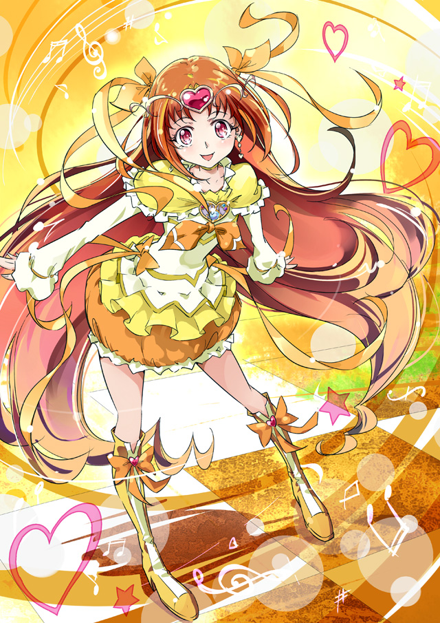 Tags: Anime, Mousoup, Suite Precure♪, Cure Muse, Shirabe Ako