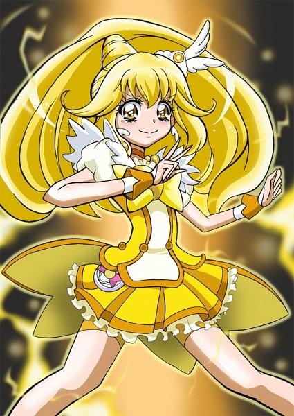 Tags: Anime, Arudebido, Smile Precure!, Kise Yayoi, Cure Peace