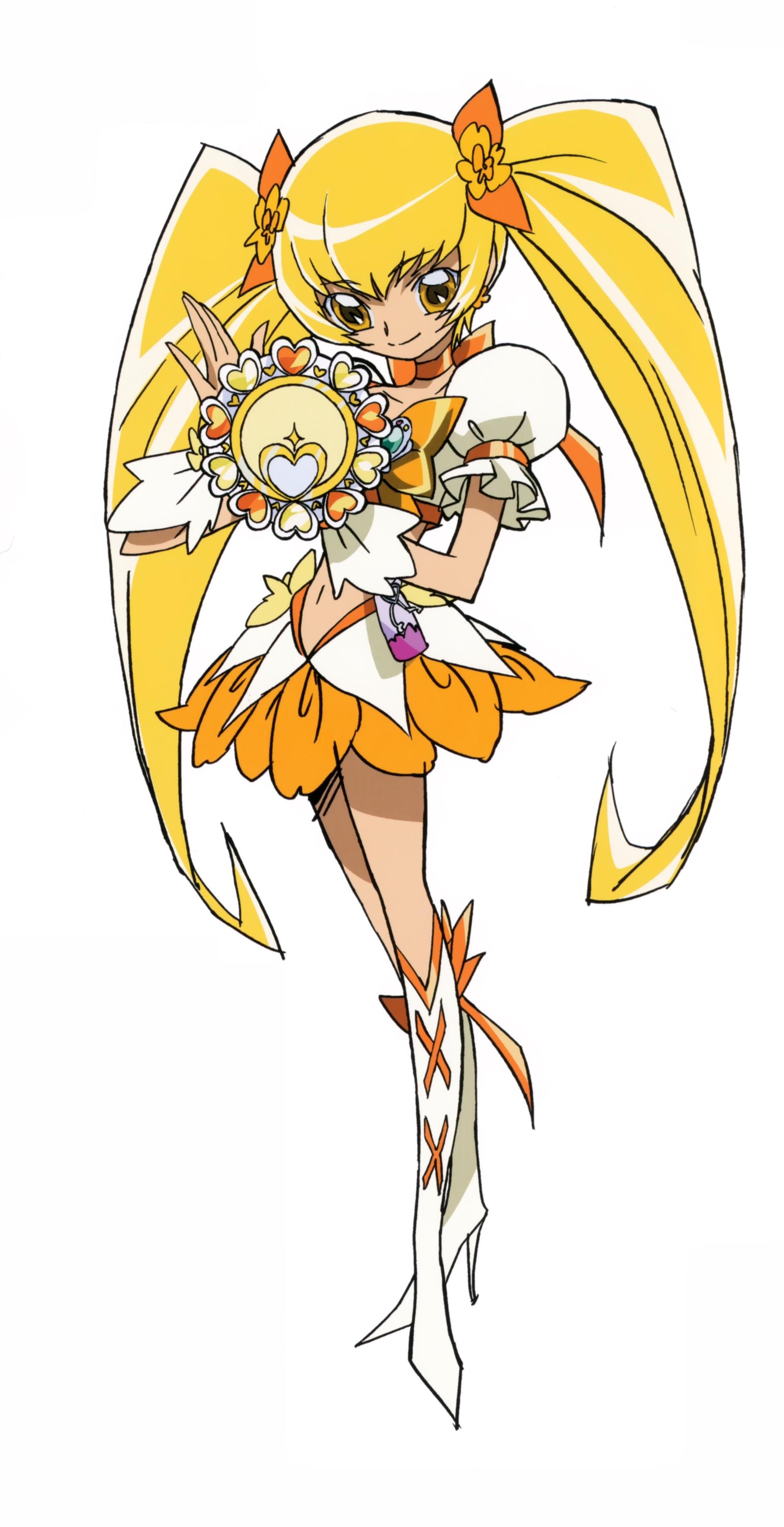 Cure Sunshine Myoudouin Itsuki