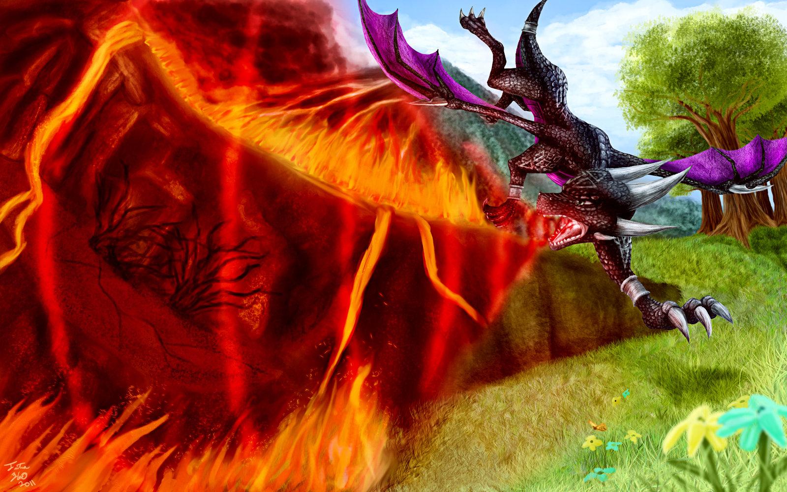 Cynder The Dragon The Legend Of Spyro Image 990549 Zerochan