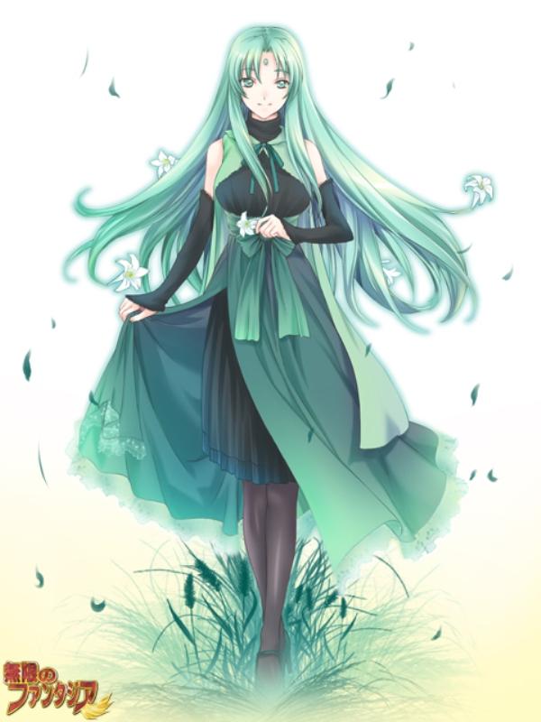 Tags: Anime, Mugen no Fantasia, Cynthia Poforia, White Lily, Mugen no Fantasia Race: Driadd