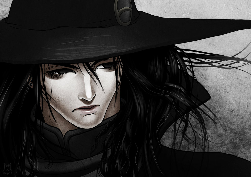 Vampire Hunter D Anime Characters : Vampire hunter d amano yoshitaka zerochan anime image