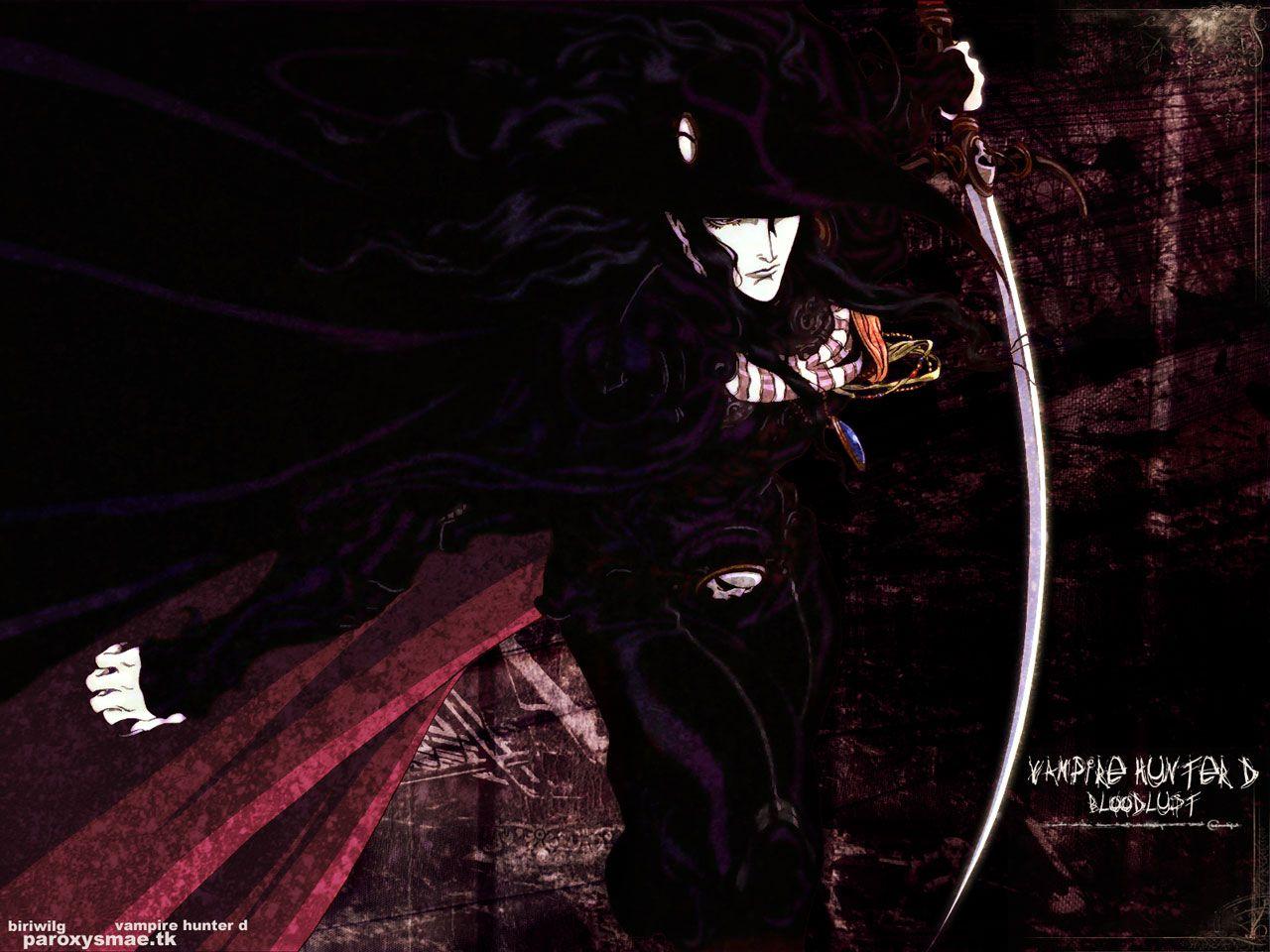 Vampire Hunter D Anime Characters : D character zerochan