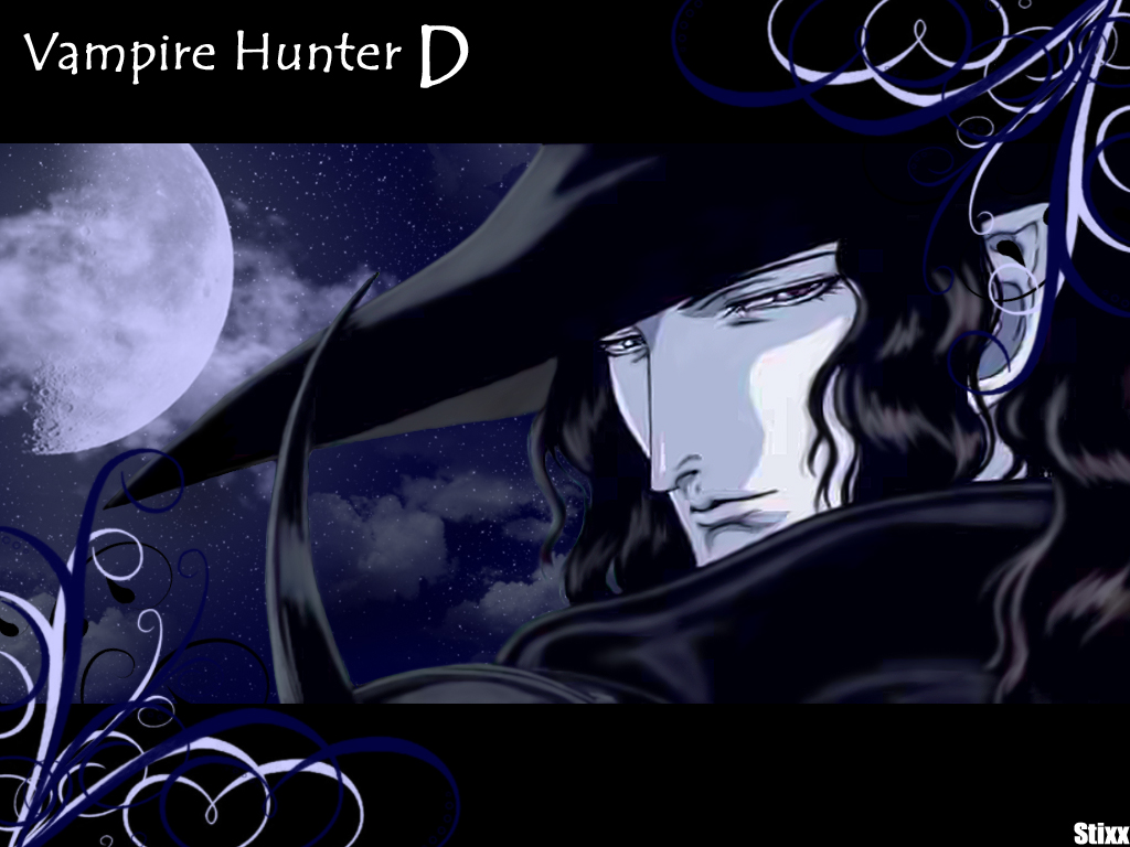 Vampire Hunter D Anime Characters : D character vampire hunter image zerochan