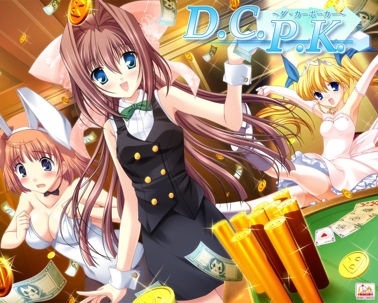 D.C.P.K. ~Da CaPoker~ Wallpaper #287768 - Zerochan Anime