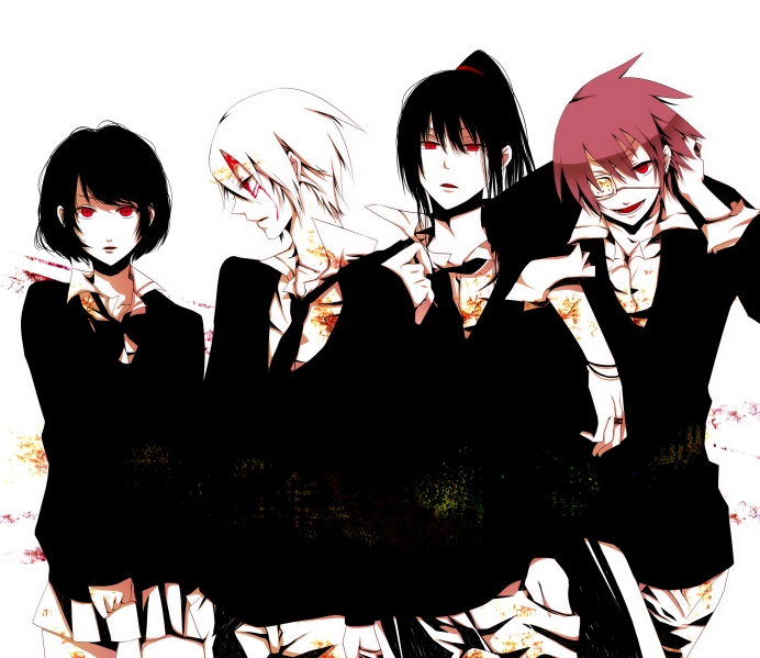 d gray man manga