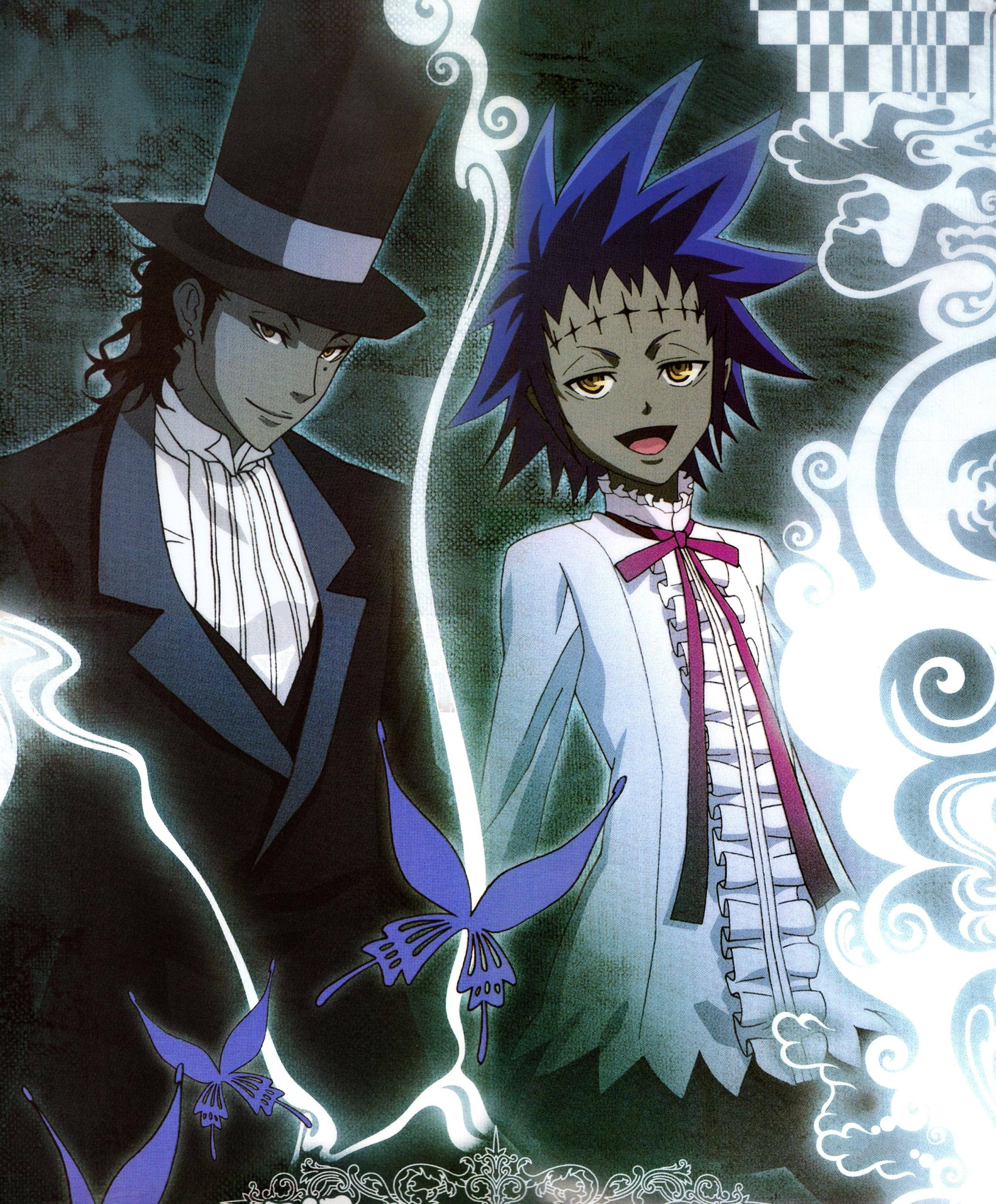 D Gray Man Anime Characters : D gray man image  zerochan anime board