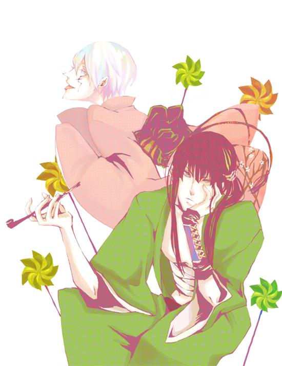 Tags: Anime, D.Gray-man, Allen Walker, Kanda Yuu