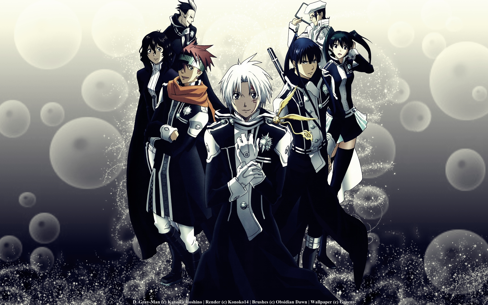 Image result for d.gray-man wallpaper