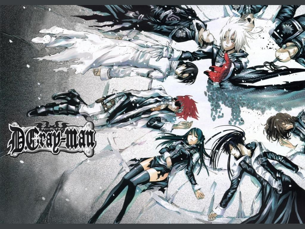 D Gray Man Wallpaper Zerochan Anime Image Board