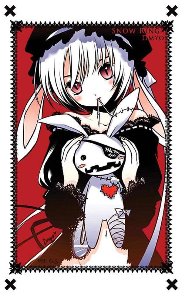 Tags: Anime, D myo, Covering Ears, Stuffing, X (Symbol), Pixiv, Mobile Wallpaper, Original