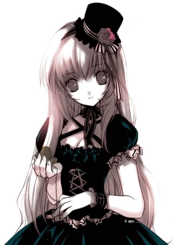 Tags: Anime, D myo, Dj Max, Classic Lolita, Preiya, Wide Eyes, Pocket Watch, Oblivion, Pixiv, Original
