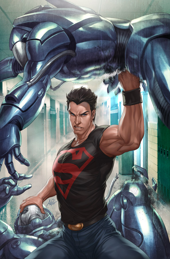 Superboy - DC Comics | page 2 of 3 - Zerochan Anime Image Board