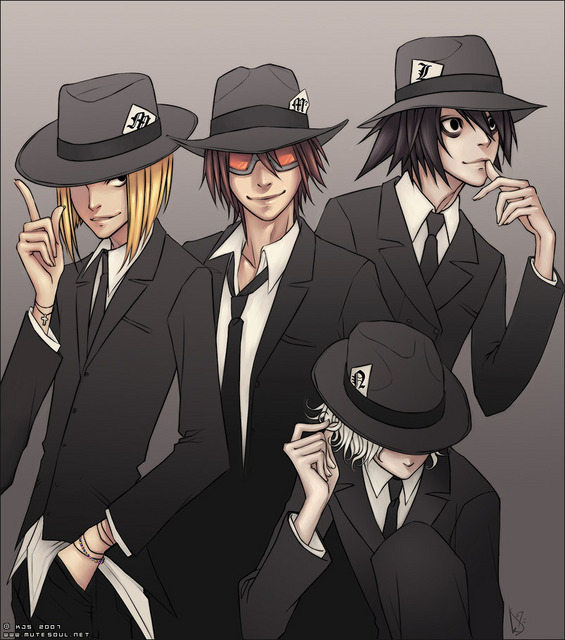 mafia notes The mafia is an american west coast criminal organization allying with mello the group intends to possess a death note and thereby gain tremendous power mello intends to beat near and catch kira, but needs a death note to do so.
