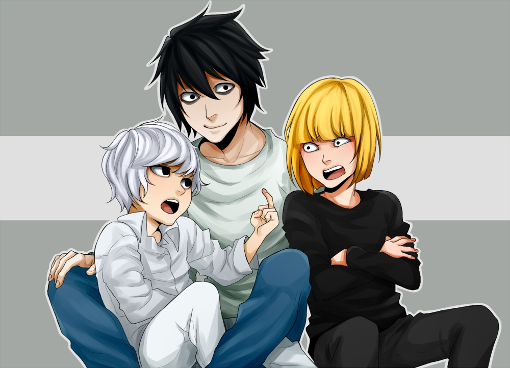 death note near and l - photo #23