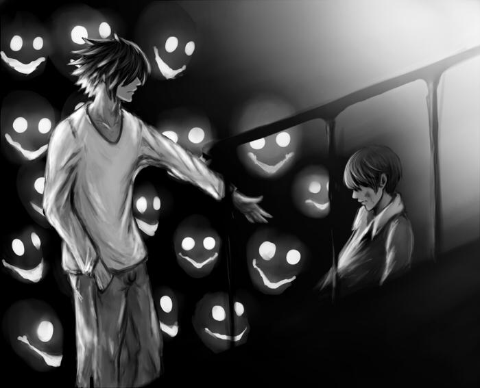 Death Note - Obata Takeshi - Image #1798488 - Zerochan Anime Image