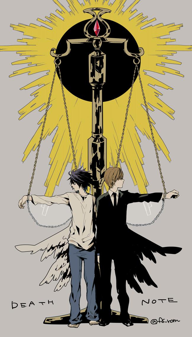 DEATH NOTE Zerochan Anime Image Board – Death Note
