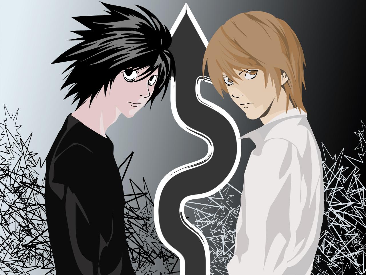Death Note Wallpaper 306767 Zerochan Anime Image Board